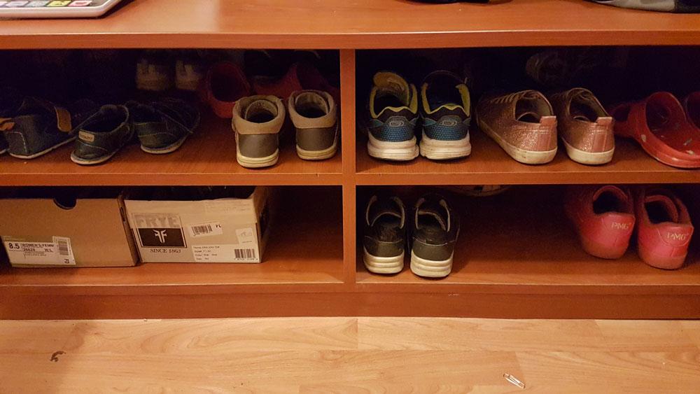 обувки детски