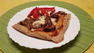 Здравословна пица без мая