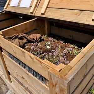 Compost-Bin лес мес
