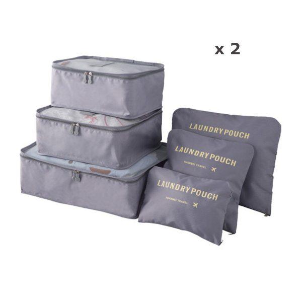 органайзер за багаж 2 броя