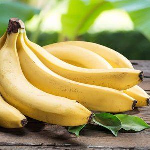 бананова маска за коса lessmess.bg