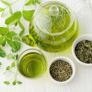 отвара от зелен чай lessmess.bg